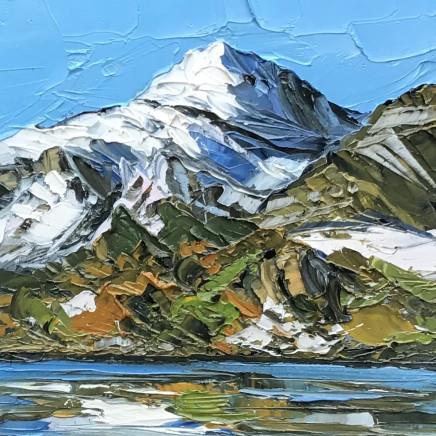 Martin Llewellyn - Reflections, Llyn Gwynant