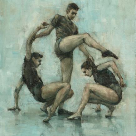Carl Chapple - 'Montagues VI' - Andrea Battaggia, Maria Brunello & Miguel Fernandes
