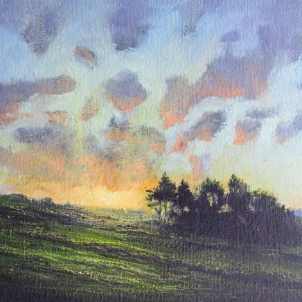 Gerald Dewsbury - Sunset over Oasis