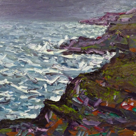 David Lloyd Griffith - Stormy Weather - Great Orme