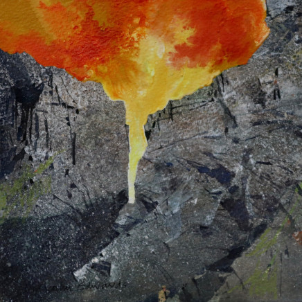 Malcolm Edwards - Gully, Glyder Fawr