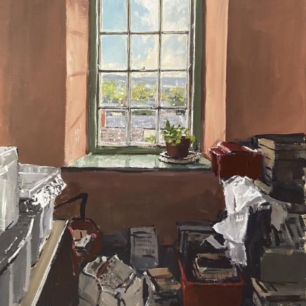 Matthew Wood - The Judge's Lodging - Store Room Window