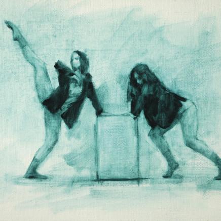 Carl Chapple - Beth Meadway & Izzy Holland (Ballet Cymru Rehearsal 200)