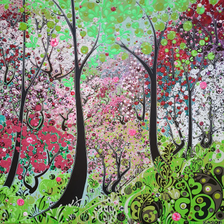 Katie Allen - On the Turn, Spring