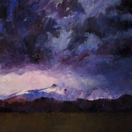 David Grosvenor - Storm over Snowdon