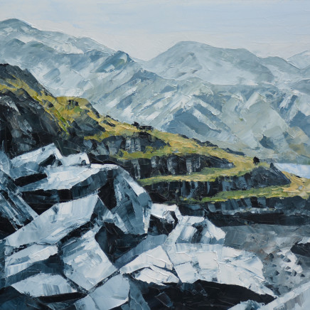 Gwyn Roberts - Chwarel Dinorwig / Dinorwig Quarry