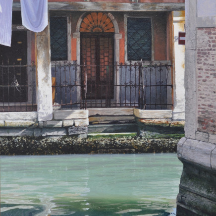 Mike Briscoe - Early Morning, Venice