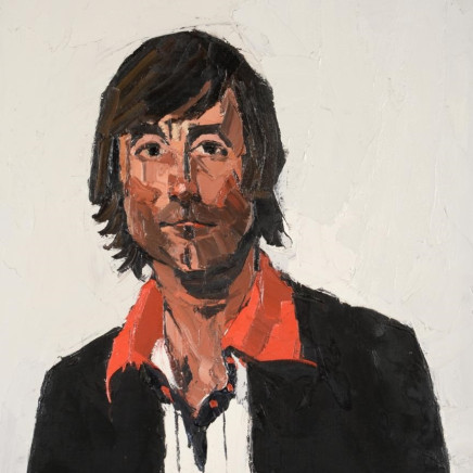 Kyffin Williams - Portrait of Mr Morrison