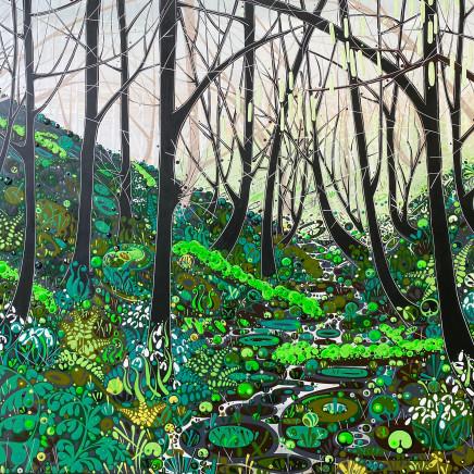 Katie Allen - Bishopston Valley, Early Spring