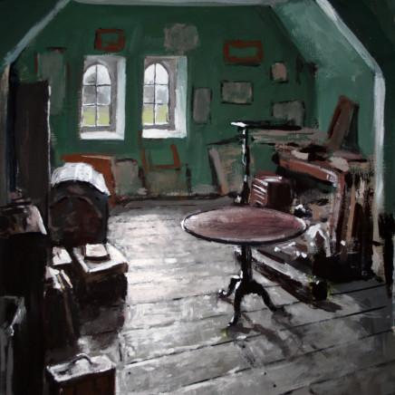Matthew Wood - Vaynor. Attic Space