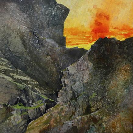 Malcolm Edwards - Setting Sun