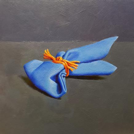 James Guy Eccleston - Blue & Orange