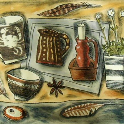 Susan Gathercole - Anglesey Pottery