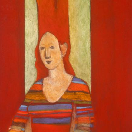 Mihangel Jones - Red Crown