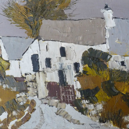 Gwilym Prichard - Welsh Farmhouse