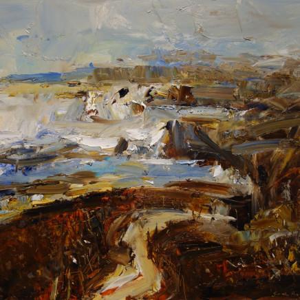Gareth Parry - Coastal Path, Llŷn Pennisula, October / Llwybyr yr Arfordir, Llŷn, mis Hydref