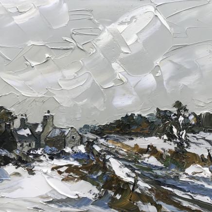 Martin Llewellyn - Winter on the Farm