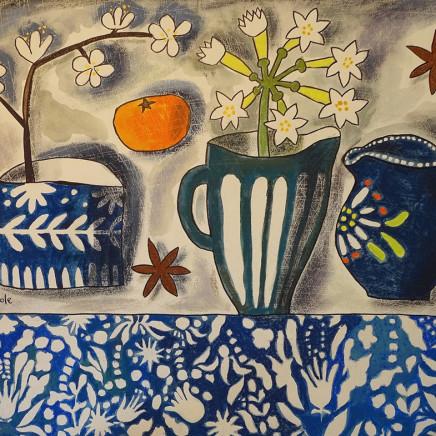Susan Gathercole - April Flowers