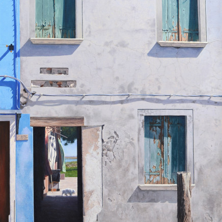 Mike Briscoe - Afternoon in Burano
