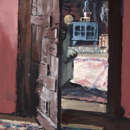 Matthew Wood - Cwrt Plas yn Dre - View to the Living Room