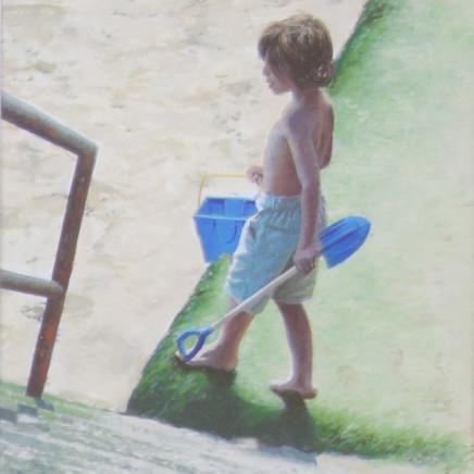 Mike Briscoe - Entering the Beach, Rhos on Sea