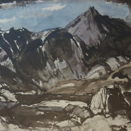 Donald McIntyre - Snowdonia, c1960s