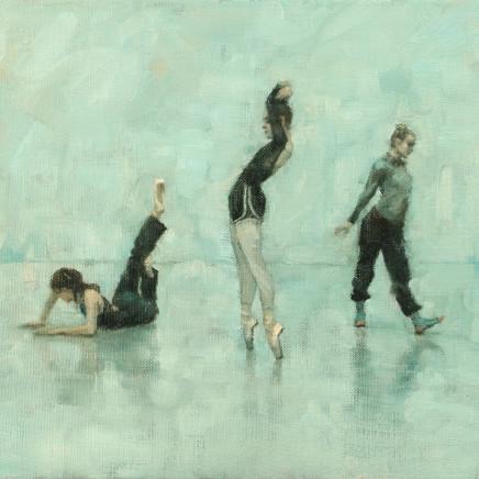 Carl Chapple - Ailysh Healy, Romy Adair, Erin Atkinson (Ballet Cymru Rehearsal 191)
