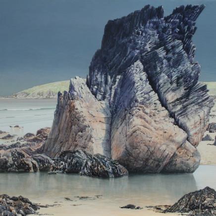 Ceri Auckland Davies - Meteoric (Treath Penllech, Lleyn)