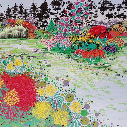 Katie Allen - Spring Gardens, Bodnant