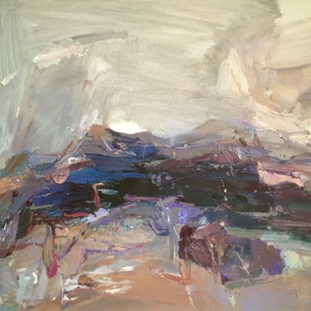 Beth Fletcher - Study (Blue Rocks)