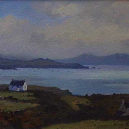 Gareth Thomas - Houses, Trearddur Bay