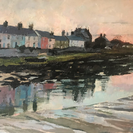Anne Aspinall - Aberffraw, Last Light