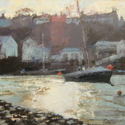 Anne Aspinall - Porthmadog, Sundown