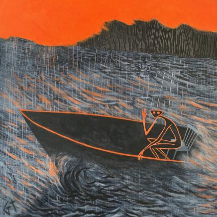 Gilly Thomas - Boat of Fool