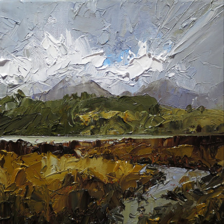 David Grosvenor - Moel Hebog from Llyn y Gadair