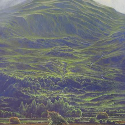 Gerald Dewsbury - Line below Craig y Hyrddod