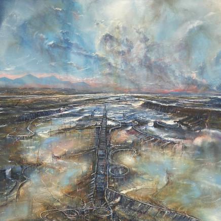Iwan Gwyn Parry - Aberdyfi Points Causeway