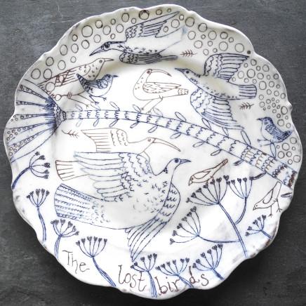 "<span class=""artist""><strong>Georgina Warne</strong></span>, <span class=""title""><em>For the Love of Birds</em></span>"