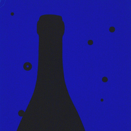 "<span class=""artist""><strong>Patrick Caulfield</strong></span>, <span class=""title""><em>Night Sky</em>, 1973</span>"