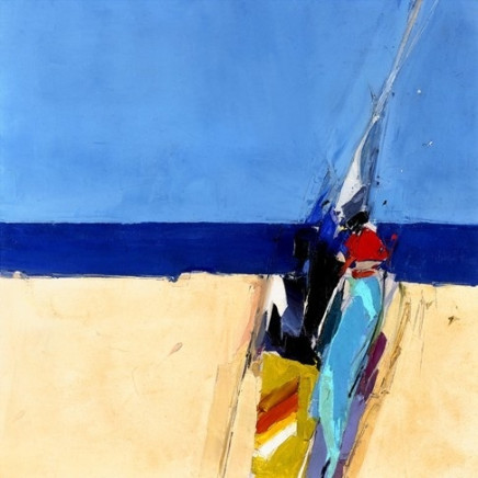 "<span class=""artist""><strong>Donald Hamilton</strong></span>, <span class=""title""><em>Summer Beachscape</em></span>"