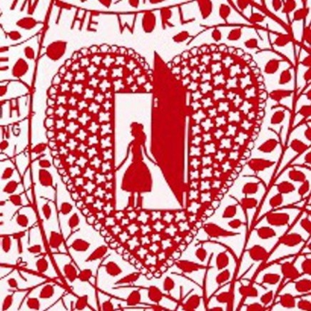 "<span class=""artist""><strong>Rob Ryan</strong></span>, <span class=""title""><em>All of the Words in the World</em></span>"