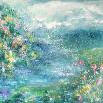 "<span class=""artist""><strong>Linda Franklin</strong></span>, <span class=""title""><em>Storm Flowers</em>, 2018</span>"