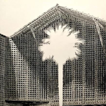 Jacques Muron - La Maison oblique, 1998