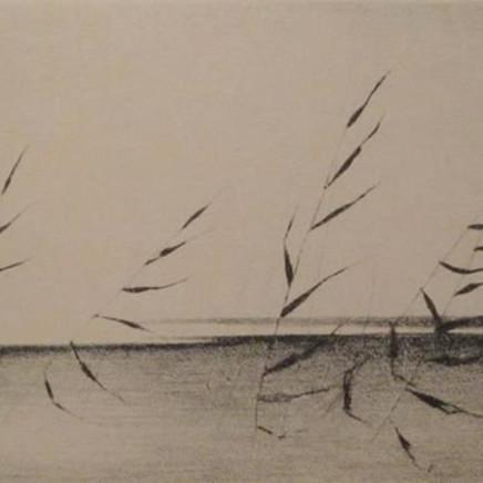 Gunnar Norrman - Vajande vass (Roseaux se balançant), 1958