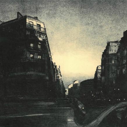 Jean-Baptiste Sécheret, Magenta (Paris), 2006