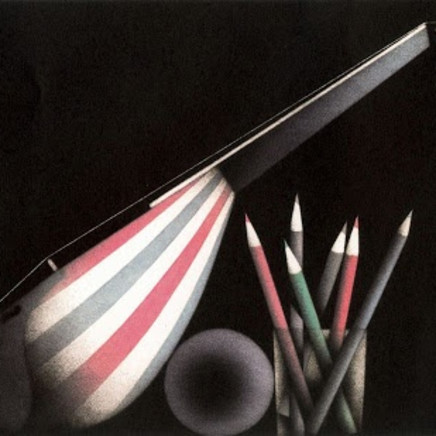 Mario Avati, La Diagonale du troubadour, 1988