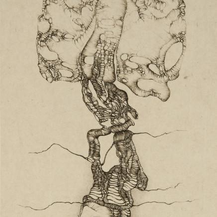 Cécile Reims, Fleur de neige, d'après Fred Deux, 1972