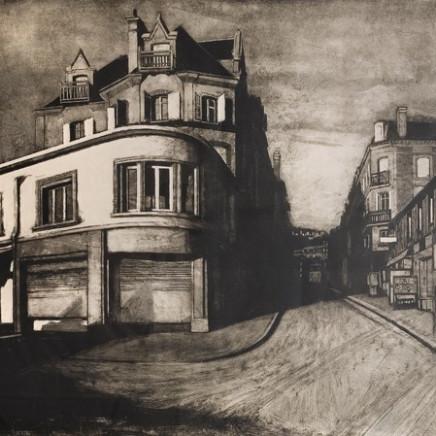 Jean-Baptiste Sécheret, Trouville-sur-Mer. Contre Jim Dine, 2004