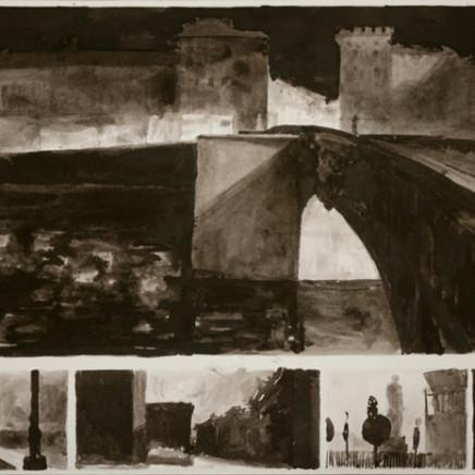 Nicolas Sage, Florence, nocturnes et diurnes, 2016