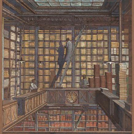 Érik Desmazières, Archives du Nord (épreuve enrichie), 2014-2019
